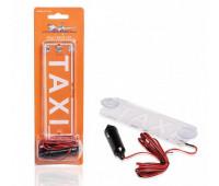 """Знак """"Такси"""" AIRLINE LED салонный с подсветкой 12В"""