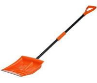 Лопата AIRLINE для очистки снега большая (145х40 см)