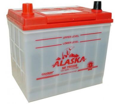 Аккумулятор ALASKA MF 75 R 80D26 оптом и в розницу
