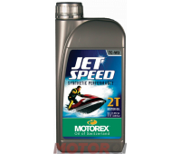 MOTOREX Jet Speed 2T