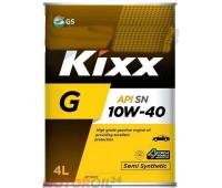 KIXX G SN 10W-40