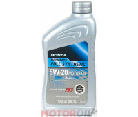 HONDA Ultimate Full Synthetic 5W-20