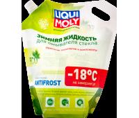 Зимняя жидкость для омывателя стекла LIQUI MOLY Antifrost ScheibenFrostschutz -18C