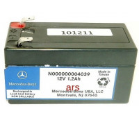 Аккумулятор MERCEDES-BENZ N000000004039