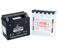Аккумулятор ALASKA 10АЧ YTX12-BS 12V