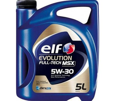 ELF Evolution Full-Tech MSX 5W-30 оптом и в розницу