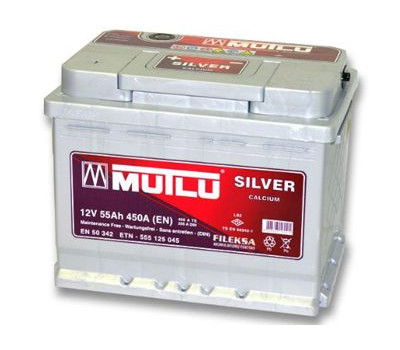 Аккумулятор Mutlu 555126045CA оптом и в розницу