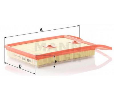 Воздушный фильтр MANN C35011 оптом и в розницу