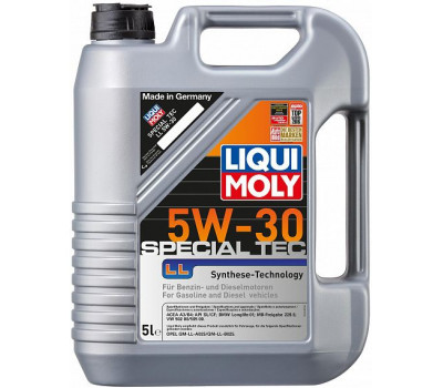 LIQUI MOLY Special Tec LL 5W-30 оптом и в розницу