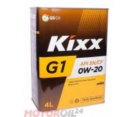 KIXX G1 0W-20