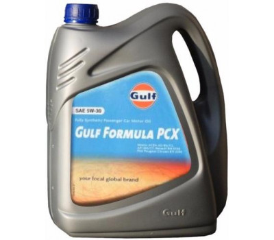 GULF Formula PCX 5W-30 оптом и в розницу