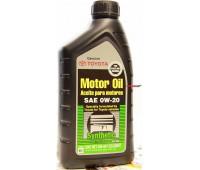 TOYOTA Motor Oil 0W-20 SN US