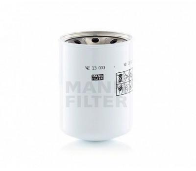 Фильтр масляный гидравлической системы MANN WD13003X оптом и в розницу