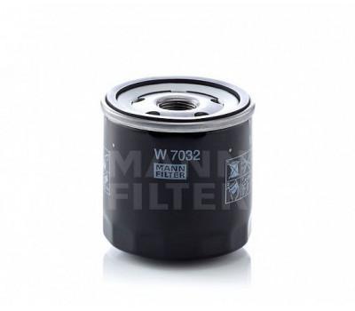 Фильтр масляный MANN W7032 оптом и в розницу