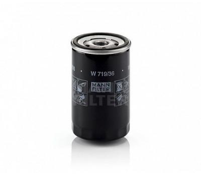 Фильтр масляный MANN W719/36 оптом и в розницу