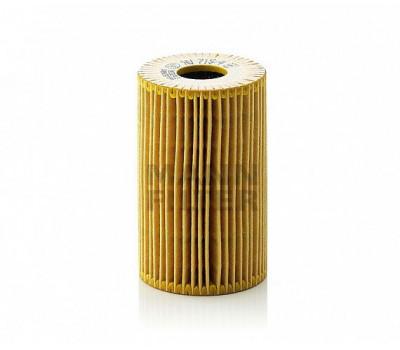 Масляный фильтр безметаллический MANN HU715/4X оптом и в розницу