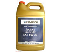 SUBARU Motor Oil 0W-20 Synthetic US
