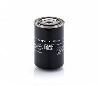Фильтр масляный MANN W940/4 оптом и в розницу