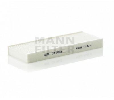 Салонный фильтр MANN CU2623 оптом и в розницу