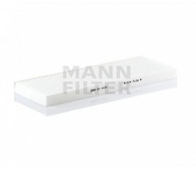 Салонный фильтр MANN CU4151 оптом и в розницу