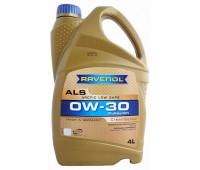 RAVENOL Arctic Low SAPS ALS 0W-30