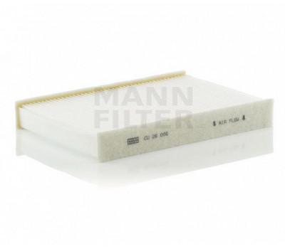 Салонный фильтр MANN CU26006 оптом и в розницу