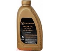 LEXUS Motor Oil Full Synthetic SM 5W-40