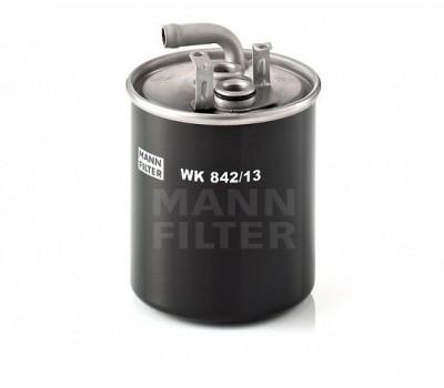 Фильтр топливный MANN WK842/13 оптом и в розницу