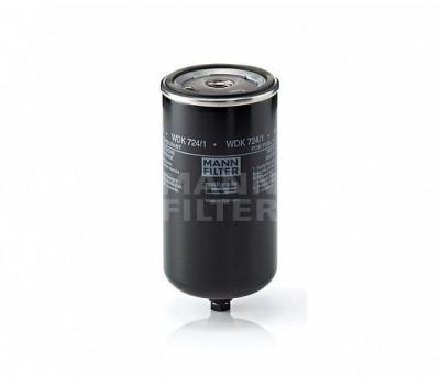 Фильтр топливный для систем высокого давления MANN WDK724/5 оптом и в розницу