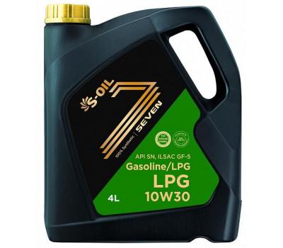 S-OIL Seven LPG 10W-30 оптом и в розницу
