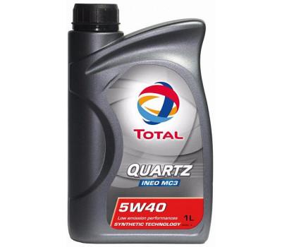 TOTAL Quartz INEO MC3 5W-40 оптом и в розницу