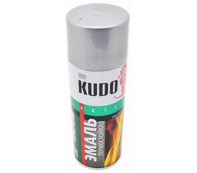 Эмаль термостойкая (серебристая) KUDO оптом и в розницу