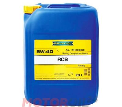 RAVENOL RCS Racing Competition Synto 5W-40 оптом и в розницу