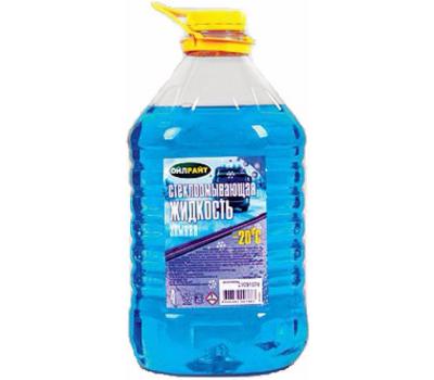 Жидкость зимняя для омывания стекол OIL RIGHT -20С оптом и в розницу
