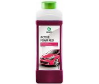 Автошампунь GRASS Active Foam Red