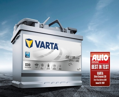 Купить аккумуляторы Varta