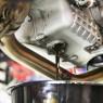 Как заменить моторное масло?