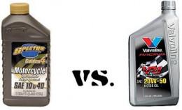 Истинная разница между маслом для мотоциклов и автомобилей